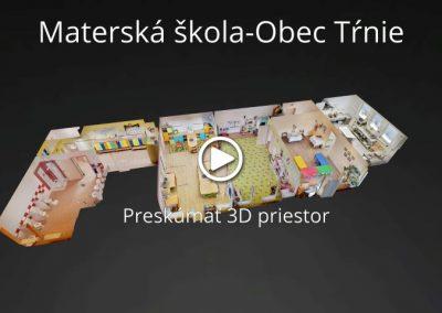 Materská škola – Obec Tŕnie