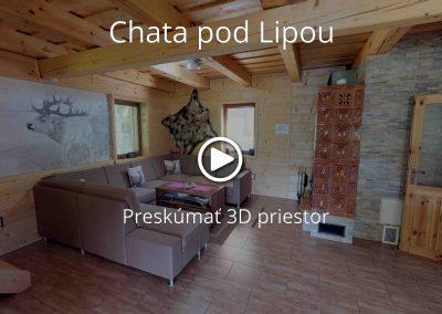 Chata pod Lipou