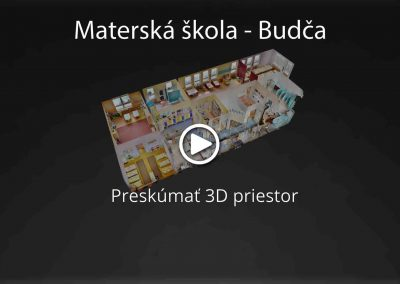 Materská škola – Budča