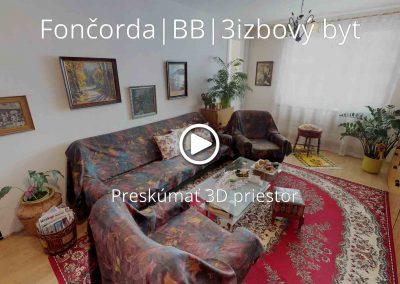 BB 3izbový – Fončorda