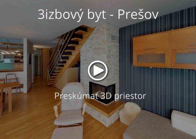 Byt v Prešove