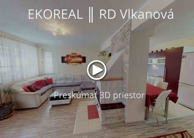 EKOREAL ║ RD Vlkanová