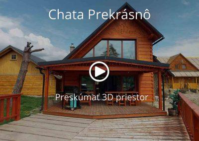 Chata Prekrásnô