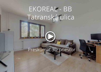 EKOREAL ║ BB | Tatranská ulica