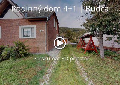 Rodinný-dom-4+1-Budča